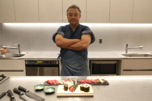 Read more about the article Online Video Cooking/Making Sushi/JAPAN and MONGOLIA/#01